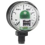 WIKA bourdon tube pressure gauge