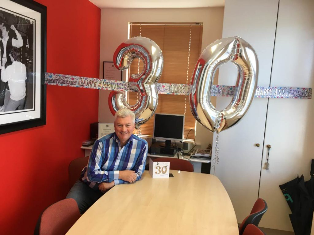 30 Years at CHASE International
